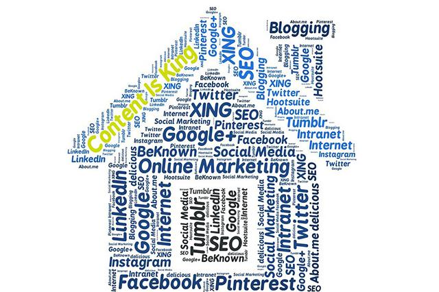 Marketing de contenidos inmobiliarios.